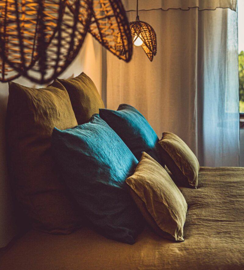 Linge de lit de qualité